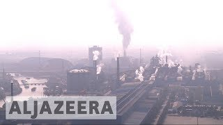 Pollution kills more people than wars and disasters: study