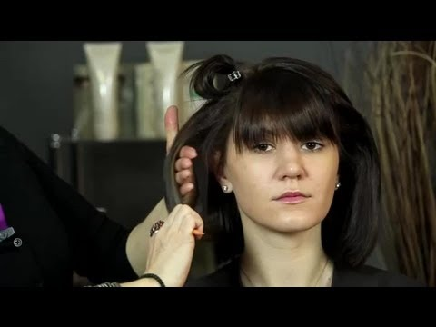 Haircuts for Oblong-Shaped Faces & Straight Hair : Easy Hairstyles & Makeup
