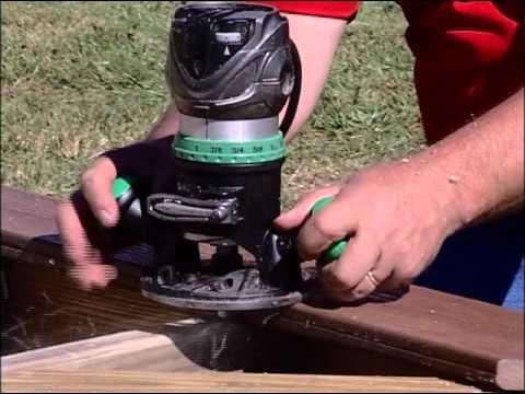 TimberTech Decking Installation using CONCEALoc Hidden Fastener