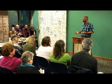 Food Preservation: Q & A with Sandor Katz about Fermentation