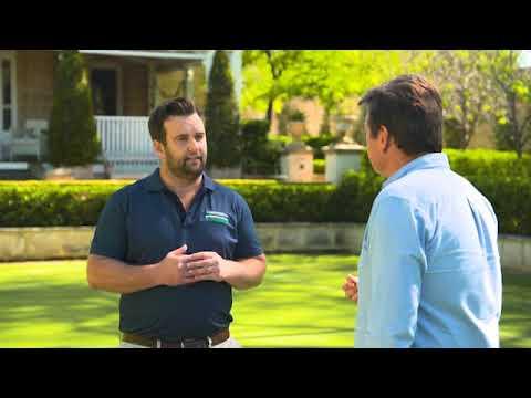 The Garden Gurus - How to get Perfect Grass
