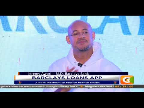 Barclays Bank launches mobile app