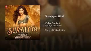 Suraiyya  Hindi