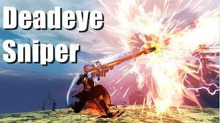 Gw2 | Sniper Deadeye Pvp - Build   Gameplay