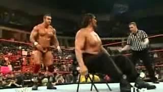 Master lock vs Khali Entrance Kane
