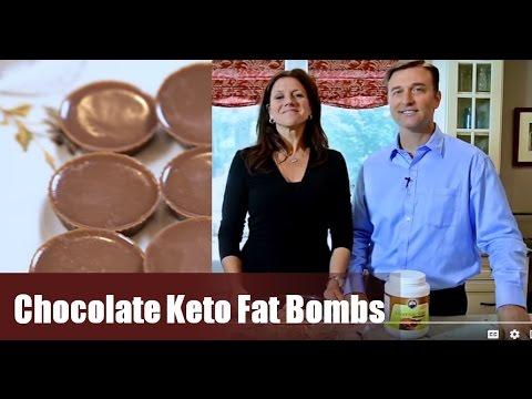 Amazing Chocolate Keto Fat Bombs