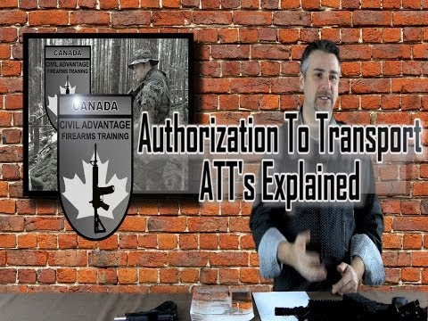 Authorization To Transport   ATT Explained