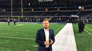 Eagles encouraged by Carson Wentz's play vs. Cowboys