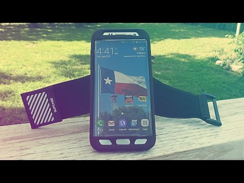 SUPCASE Active Armband Review for Galaxy S7 Edge