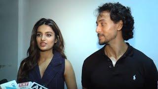 Tiger Shroff and Nidhhi Agerwal Talk About Their Film Munna Michael | Bollywood Buzz