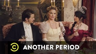 Another Period - Trying the Halibut
