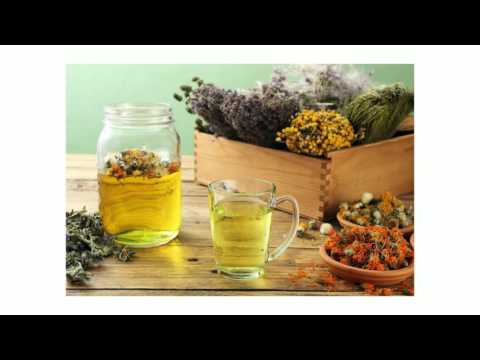 Herbal Infusions and Salves