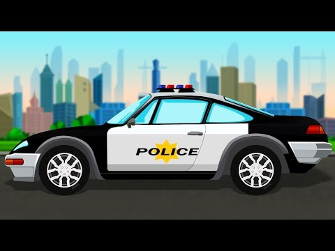 Police Car | Formation and Uses | Police Vehicle | Chasing Cars