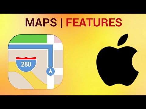 What's new in iPhone Redesigned Maps
