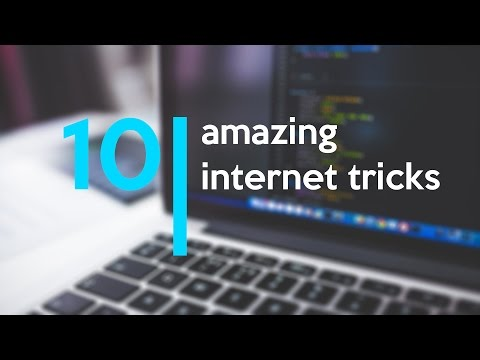 10 Most Amazing Cool Internet Tricks You Didn't Know Existed!