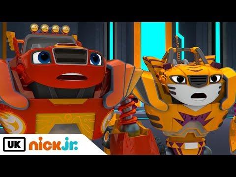 Xxx Mp4 Blaze And The Monster Machines Robot Friends Nick Jr UK 3gp Sex
