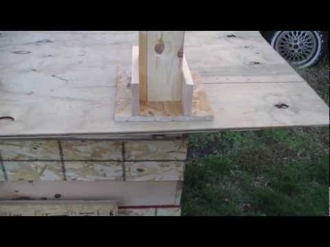 How to Build Cheap Free Coffee Table from Pallets DIY Part 4