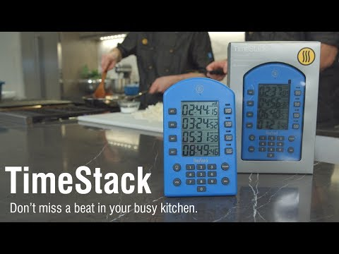 TimeStack by ThermoWorks