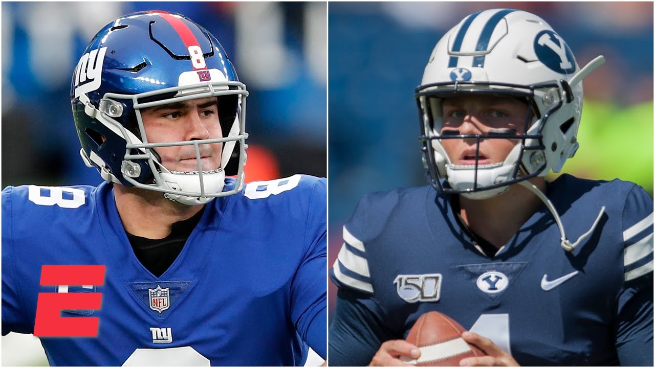 Who has the better QB situation: Giants or Jets? | KJZ