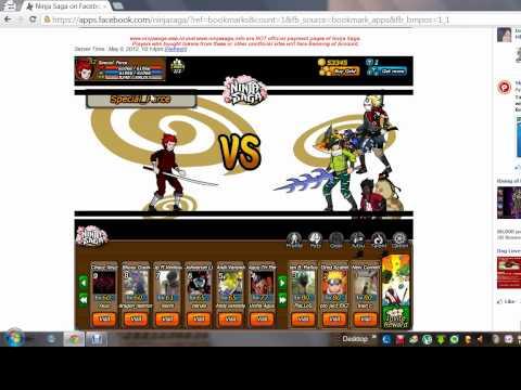 Ninja Saga Clan Battle Hack Reputation
