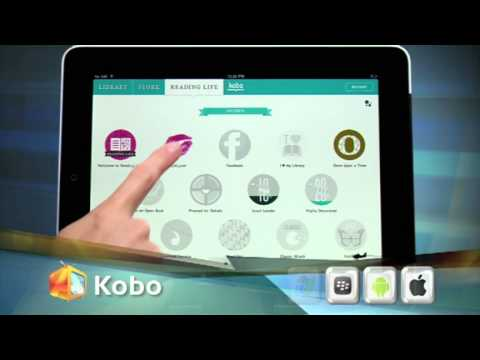 Comparison of 3 Reading Apps: Kindle, Kobo and iBooks