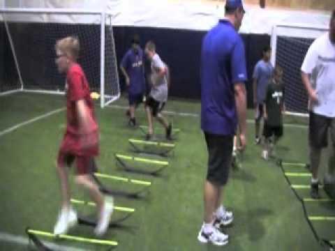 Goshen Youth Football- Preseason Training July 2011