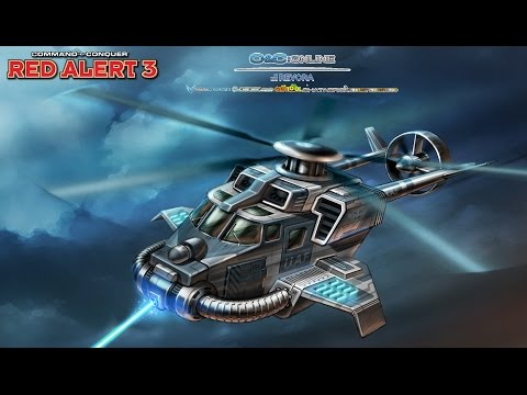 How to play Red Alert 3 on Revora step by step guide. In russian, english and german language