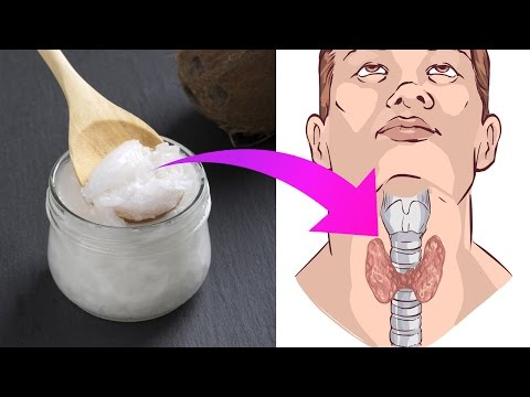 Eat 1 Tablespoon of Coconut Oil a Day and THIS Will Happen to Your Thyroid