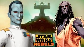 What is Thrawn's Fate After the Rebels Finale? (Chiss Ascendancy/Imperial Remnant/First Order?)