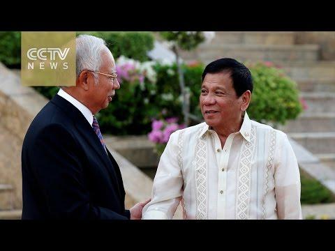 Philippines, Malaysia agree to tackle Abu Sayyaf