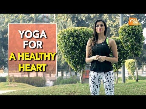 Yoga For Healthy Heart | Big Toe Pose | Yoga Tak
