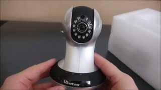 Vimtag Fujikam 361 HD Security Camera Unboxing/Setup/Overview