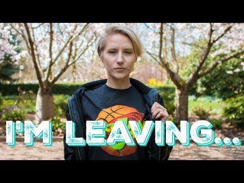 I'm Leaving....