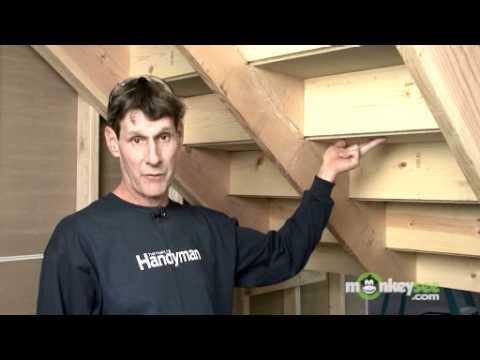 Fixing Stair Squeaks