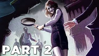 We Happy Few Walkthrough Gameplay Part 2 - Gwen - Act 2 (sally)