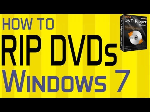 How to Rip a DVD on Windows 7 - Best Way!