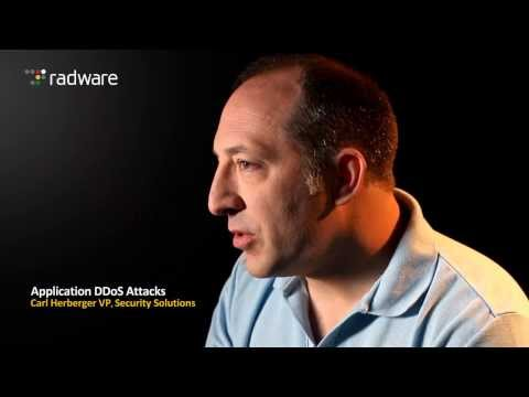 Application DDoS Attacks - Radware