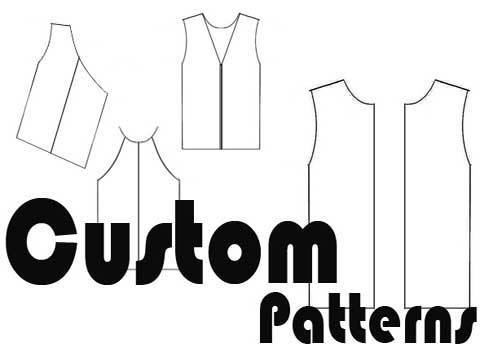 How to Make A Custom Tank Top Pattern : SecretLifeofABioNerd