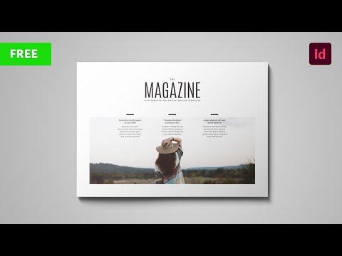 FREE Magazine Landscape