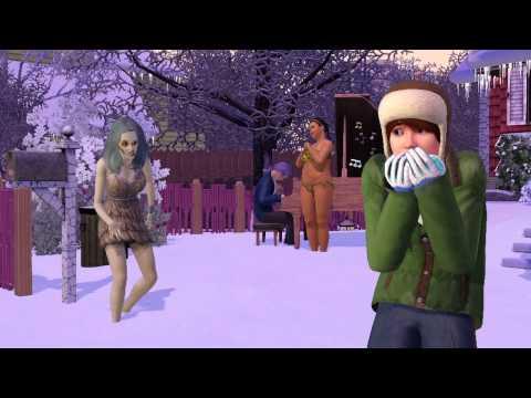 The Sims 3 | The 12 Days of Simsmas