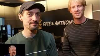 Opie and Anthony: Louis CK is no Joe Rogan!
