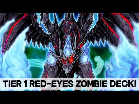 Yu-Gi-Oh! Duel Links - Online PVP: TIER 1 RED-EYES ZOMBIE DRAGON DECK! [Climbing Ranked Ladder]