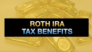 Roth Ira Tax Benefits Explained Roth Ira Withdrawal Tax Rules Rates