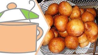 How to Make Nigerian Puff Puff (Kpof Kpof)   All Nigerian Recipes