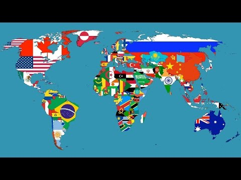 Country codes with flag