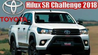 Toyota Hilux SR Challenge 2018 - Todos detalhes (Top Sounds)