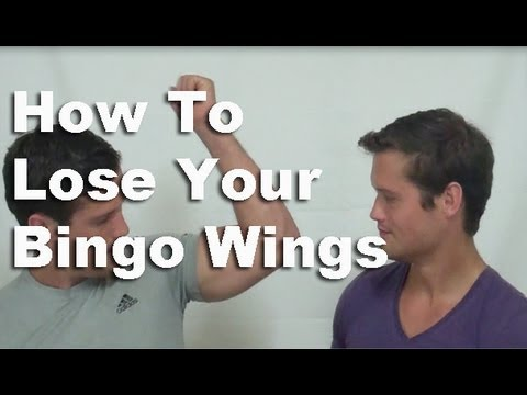 St Albans Personal Trainer - How to Lose Your Bingo Wings