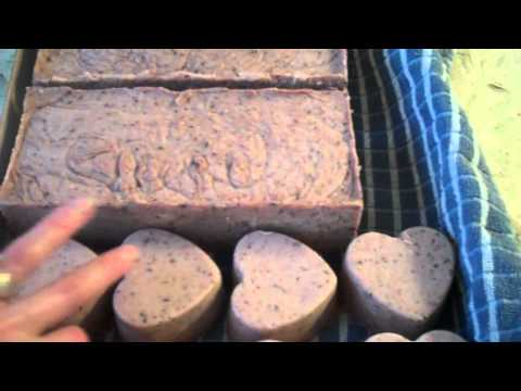 Making Strawberry Puree Milled Soap (Fragrance Free)