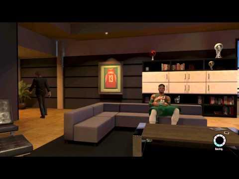 NBA 2K15 MyCareer - Gatorade Endorsement + Commercial