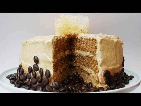 Coffee Cake (Salted Caramel & Cinnamon) - Treat Factory